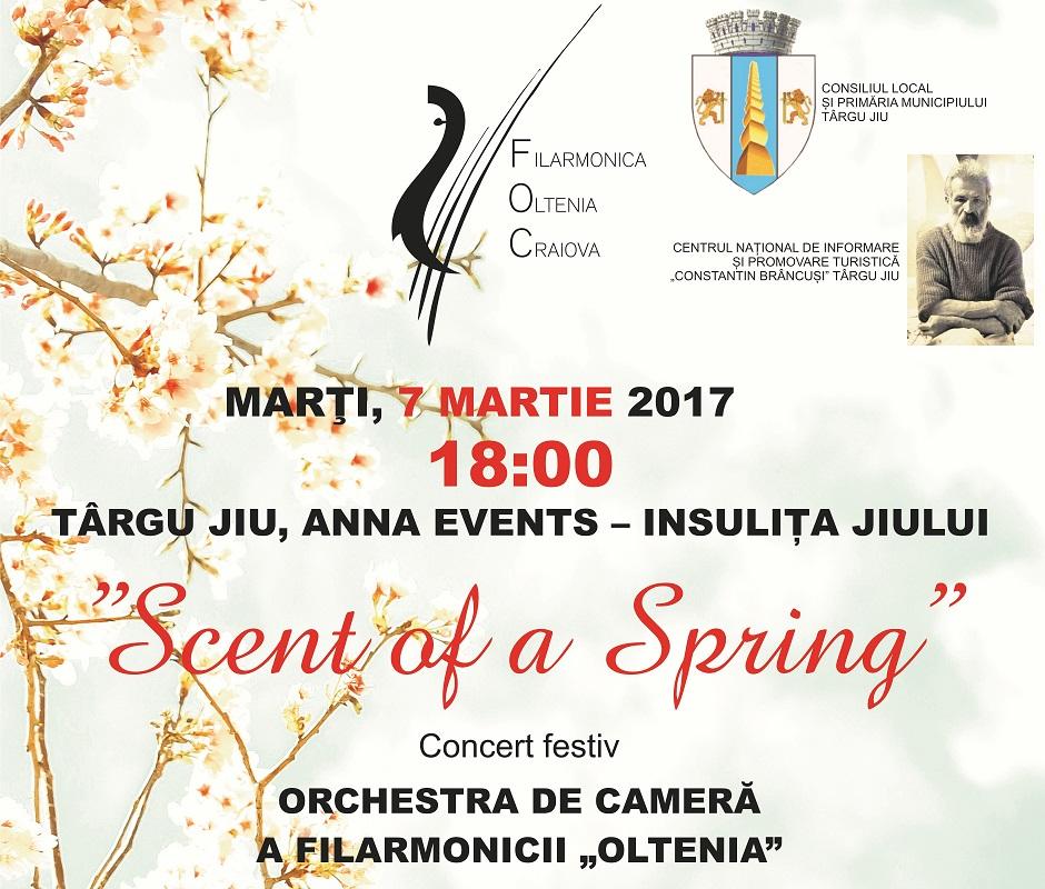 afis spectacol filarmonica craiova 7 martie 2017