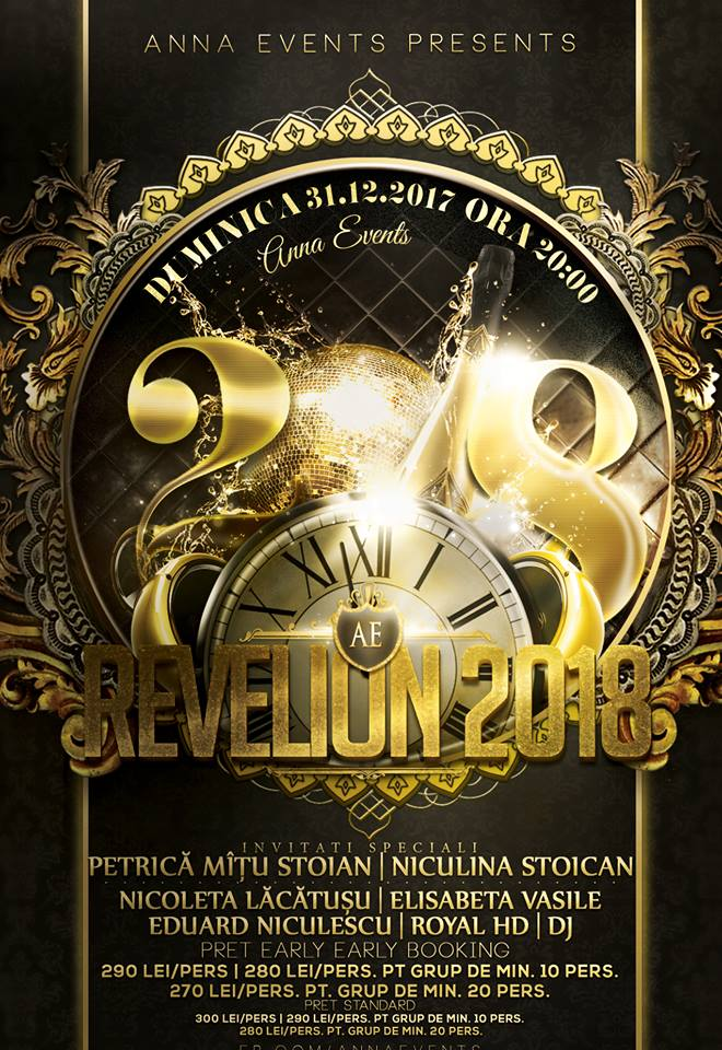 events revelion poster